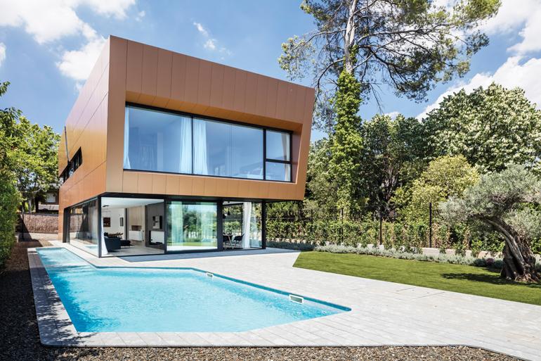 casa sostenible arquima