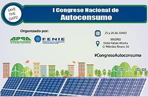 I Congreso Nacional de Autoconsumo