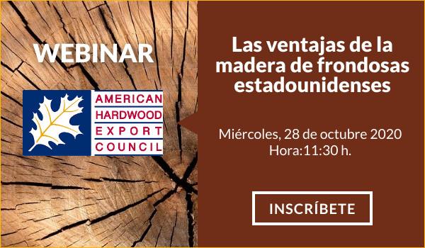 2020 Las ventajas de la madera de frondosas estadounidenses - AHEC