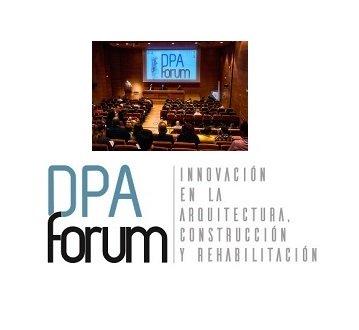 2018 DPA Forum VALENCIA, Innovación en la Arquitectura, Construcción y Rehabilitación