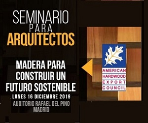 SEMINARIO PARA ARQUITECTOS: Madera para construir un futuro sostenible