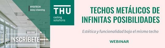 2021 Techos metálicos de infinitas posibilidades, THU