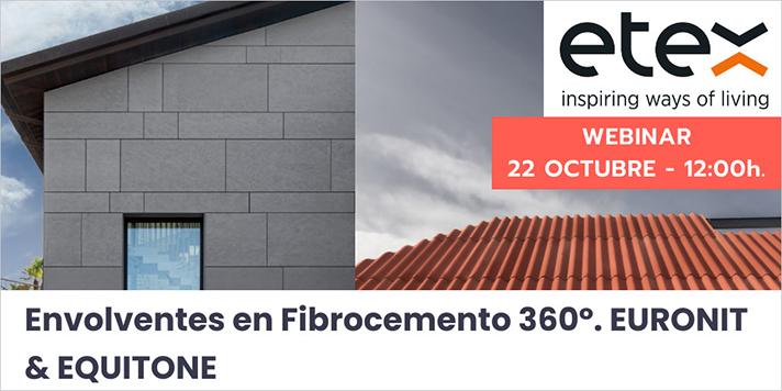 Envolventes en Fibrocemento 360º. EURONIT & EQUITONE
