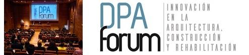 2019 DPA Forum VALENCIA, Innovación en la Arquitectura, Construcción y Rehabilitación