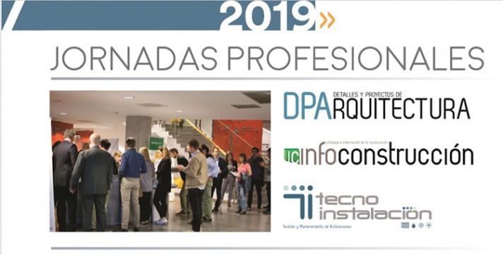 2019 SEGOVIA: Jornadas Profesionales