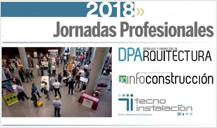 2018 VALLADOLID: Jornadas Profesionales