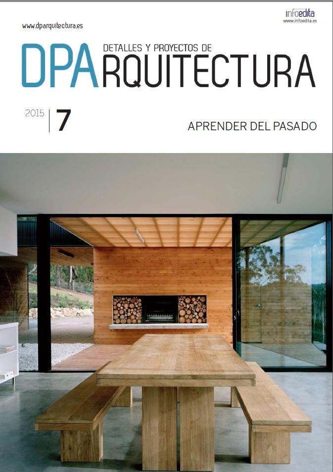 DPArquitectura Marzo 2015
