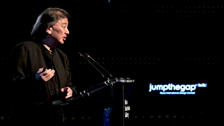 El aire, la inspiración de Shigeru Ban, el mayor arquitecto de viviendas de emergencia