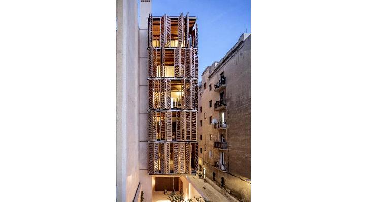 Los arquitectos Lola Domènech y Thomas Lussi, Paula Santos, OLAestudio y OAB, vencedores del Palmarés Architecture Aluminium Technal 2019