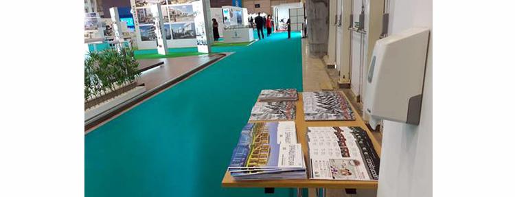 DPArquitectura estuvo presente en Tektónica, feria de la construcción de Lisboa