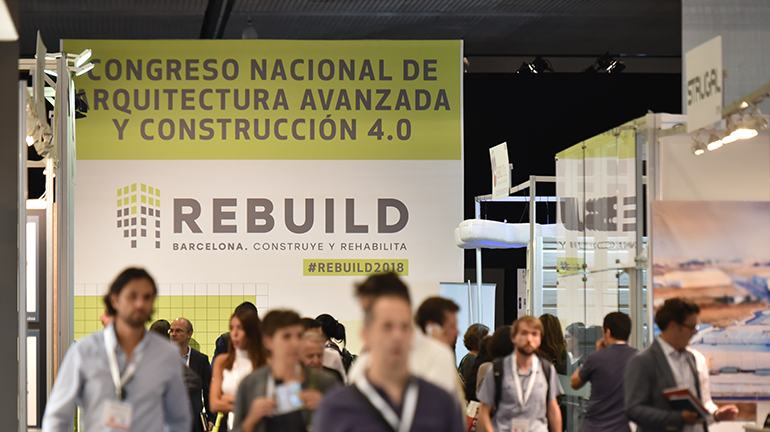 Madrid acogerá REBUILD 2019, el evento de innovación para transformar el sector de la edificación