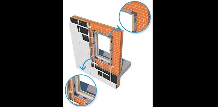 Barreras cortafuegos para garantizar la seguridad pasiva del edificio