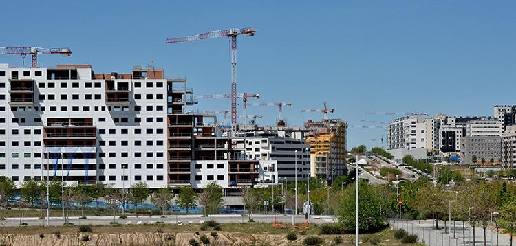 La actividad en la construcción creció en el segundo trimestre de 2021