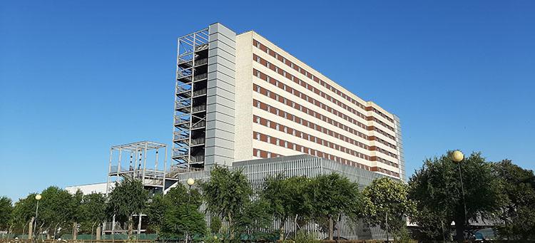Sistemas de construcción en seco para el Hospital de Emergencia COVID-19 de Sevilla