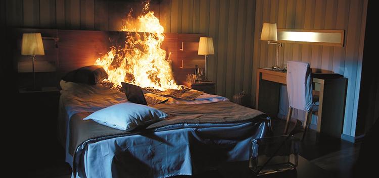 Tecnifuego realiza una serie de recomendaciones ante el peligro de incendio en el hogar