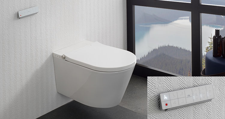 Inodoro Inteligente Noken I-Smart Toilet