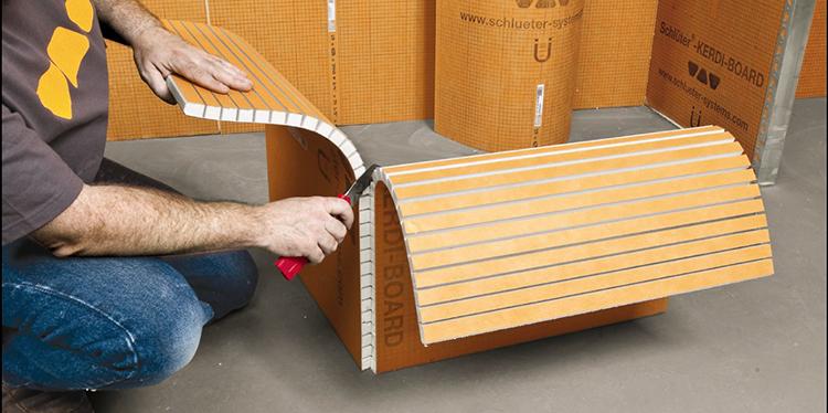Soporte universal para la colocación de cerámica sobre todo tipo de superficies
