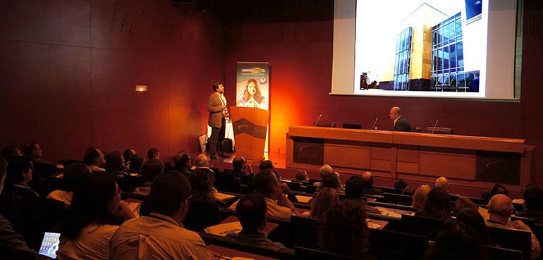 Logroño acoge la jornada de productos para rehabilitación de DPArquitectura