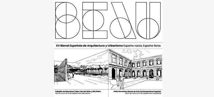 Inaugurada la XV Bienal Española de Arquitectura y Urbanismo en Barcelona