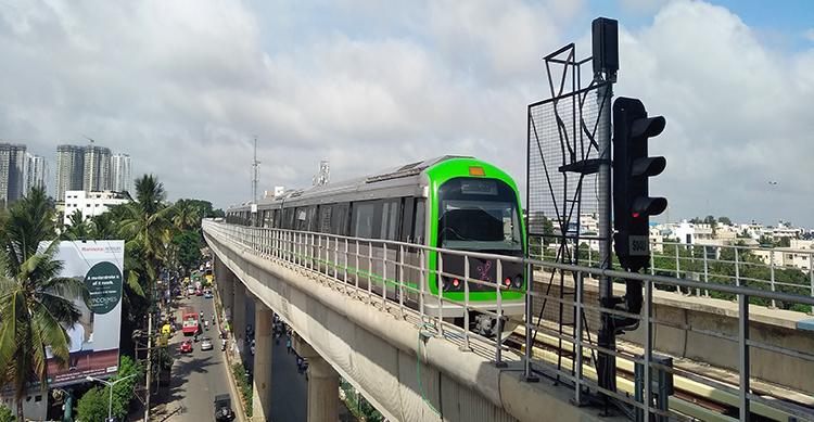 Schindler gana el nuevo proyecto del metro de Bangalore, en India