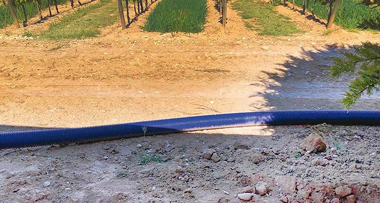 Instalación hidráulica, de agua sanitaria y calefacción