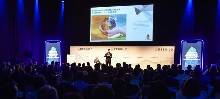 """Rebuild presentará """"los proyectos más disruptivos"""" en construcción industrializada en 2D y 3D"""