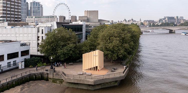 Un proyecto arquitecto-artístico para celebrar el día de la arquitectura
