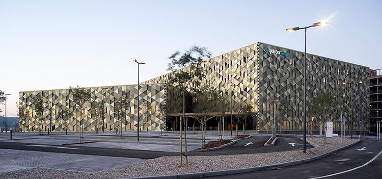 Enero Arquitectura, seleccionado premios Yuanye 2021 por el Hospital Quirónsalud de Córdoba