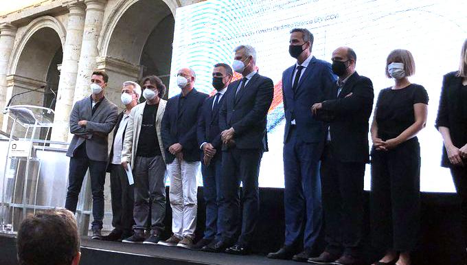 ITC-AICE recibe el premio a la investigación en la XV Bienal Española de Arquitectura y Urbanismo