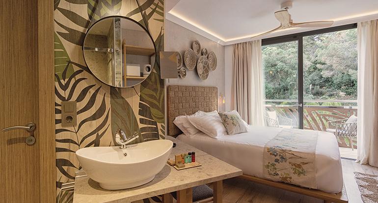 Grosfillex imprime su sello en el nuevo Hotel Boutique: Casa Coco Nature Hotel & Spa en la Costa Brava