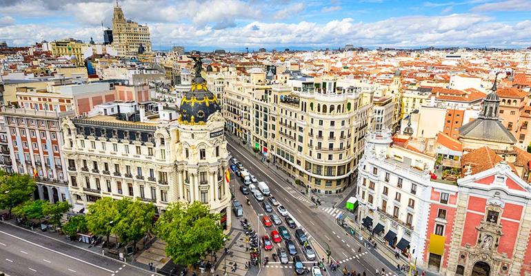 Chamberí y Salamanca ya superan los 7.000 euros/m2 y son los distritos más caros de España