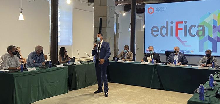 Soluciones de sellado y aislamiento para edificios eficientes en Edifica, en septiembre en Pamplona