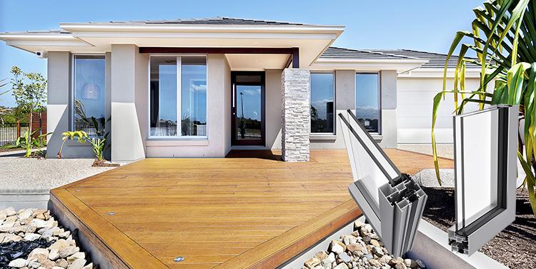 Sistema de ventana y puerta practicable de grandes prestaciones