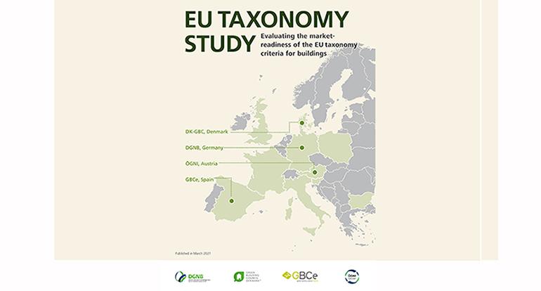 GBCe presenta el primer estudio de taxonomía de la Unión Europea que permite clasificar la sostenibilidad de los edificios