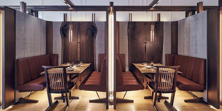 El nuevo aspecto del legendario salón Grill del hotel The Connaught en Londres