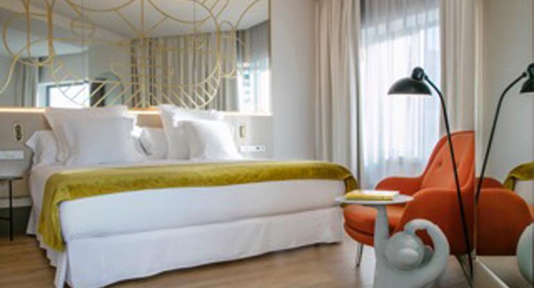 Jung y el Hotel Barceló Torre de Madrid combinan diseño y tecnología en un nuevo paradigma de calidad