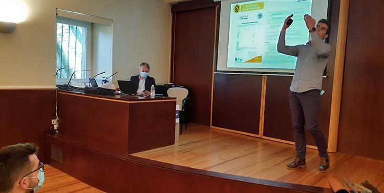 Salamanca acoge una jornada de innovación en productos de construcción