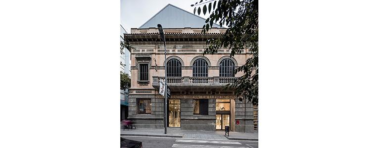 La Lleialtat Santsenca gana el Premio Catalunya Construcció 2018