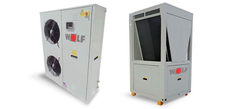 Bombas de calor que contribuyen a reducir la demanda de energía