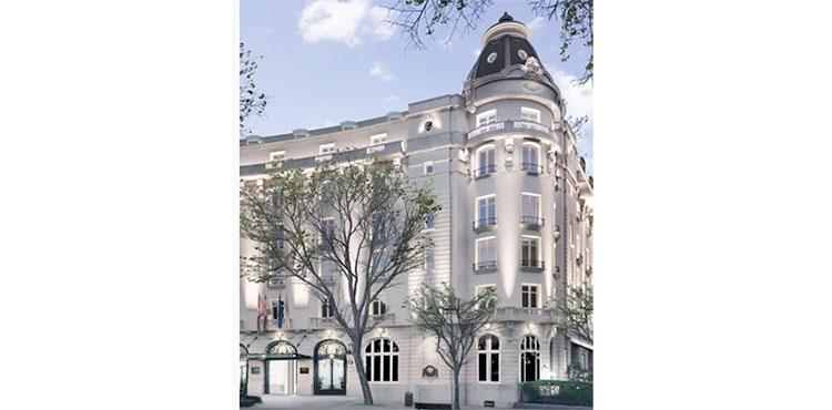 El Mandarin Oriental Ritz de Madrid renueva la flota de ascensores en su proceso de reforma