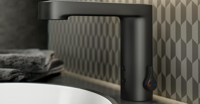 Nofer amplía su gama contactless con una nueva grifería electrónica