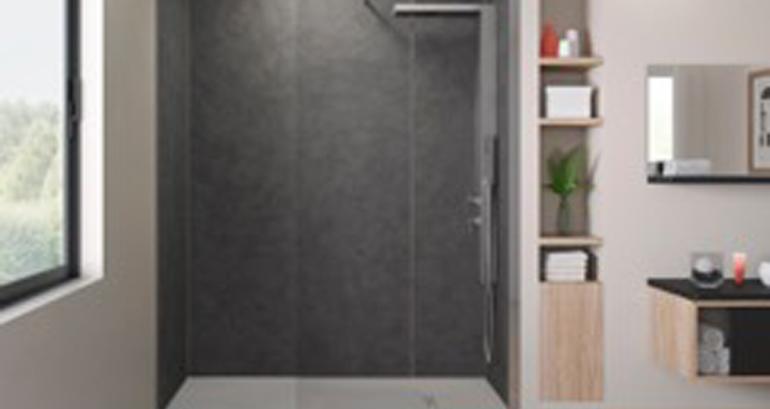 Nueva gama de paneles de ducha de Grandform