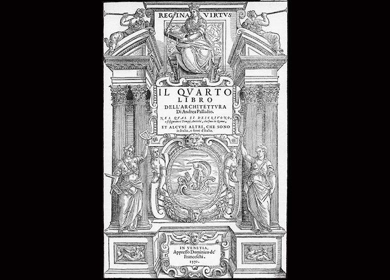 Palladio, la búsqueda de la planta central en su arquitectura religiosa (I)