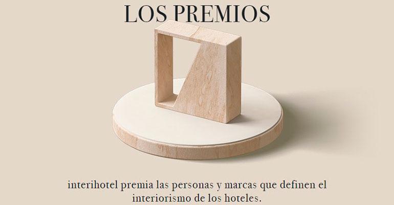 Interihotel abre la convocatoria de sus Premios al interiorismo de hotel