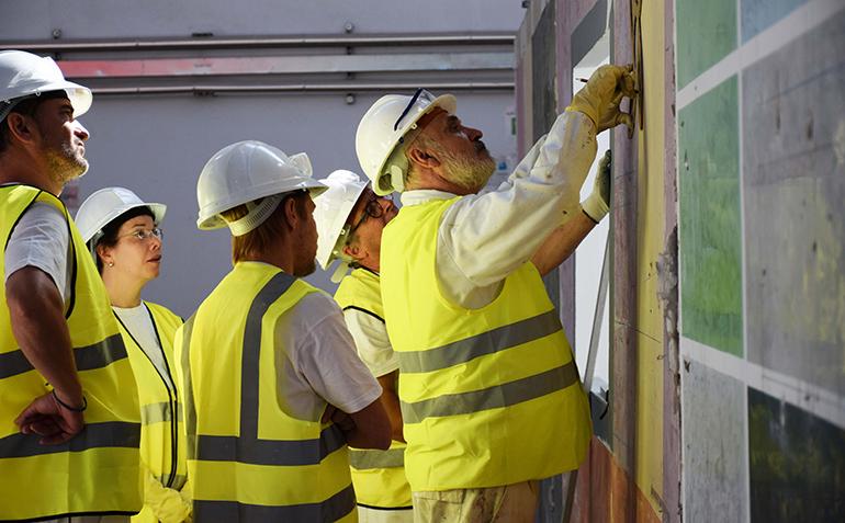 Profesionales Construcción