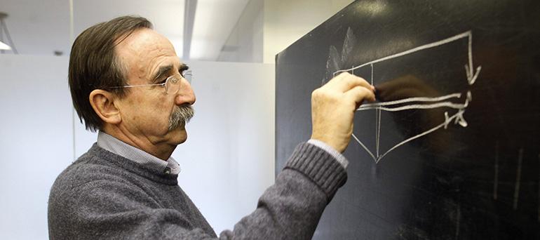 Catalunya Construcció premia la trayectoria profesional de Robert Brufau