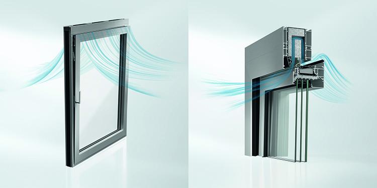 Nueva ventana acústica que ofrece alto nivel de confort