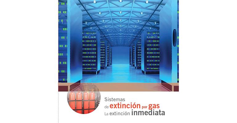 Tecnifuego publica la guía sobre uso de sistemas de extensión por gases
