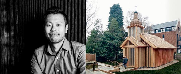 El arquitecto Tszwai So expondrá en Egurtek la construcción de la primera iglesia de madera de Londres
