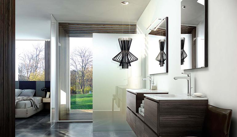 Baños Integrados En La Suite Y Con Vestidor Como Tendencia